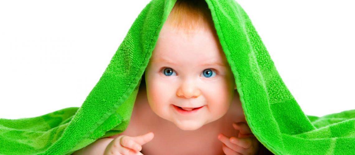 תינוק שנולד מהליך פונדקאות